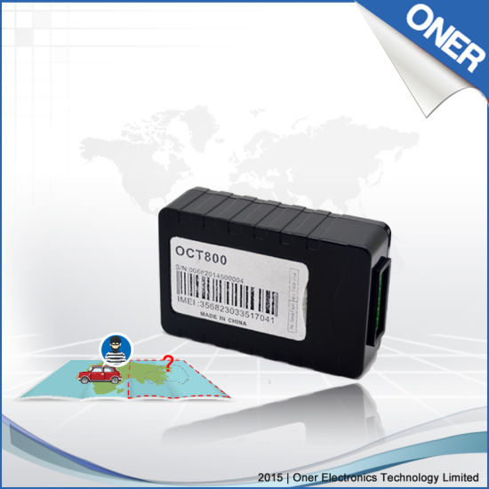 Mini GPS Tracking Device with Engine Detection