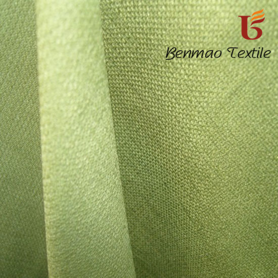 Anti-UV Dyed Polyester Linen Fabric for Cushion, Sofa pictures & photos