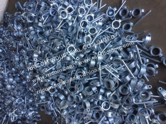 Scaffolding Prop Threaded Tube, Prop Accessories, Prop Sleeve pictures & photos