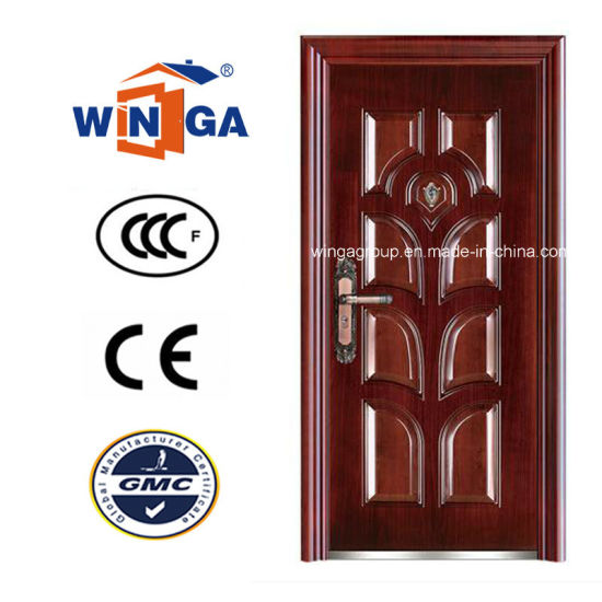 Istanbul Entrance Steel Security Single Door (W-S-57)  sc 1 st  Winga Group Co. Limited & China Istanbul Entrance Steel Security Single Door (W-S-57) - China ...