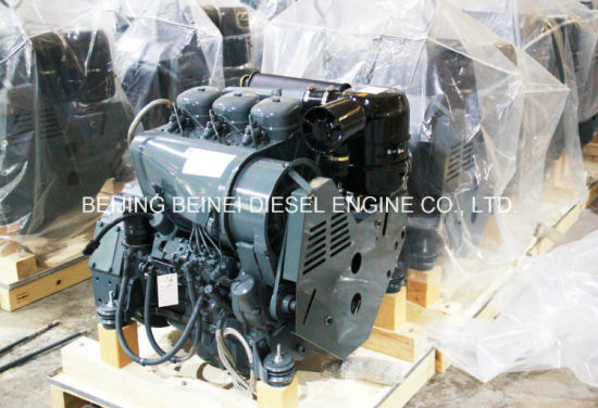 Air Cooled Diesel Engine/Motor F3l912 for Genset/ Generator Set Use pictures & photos