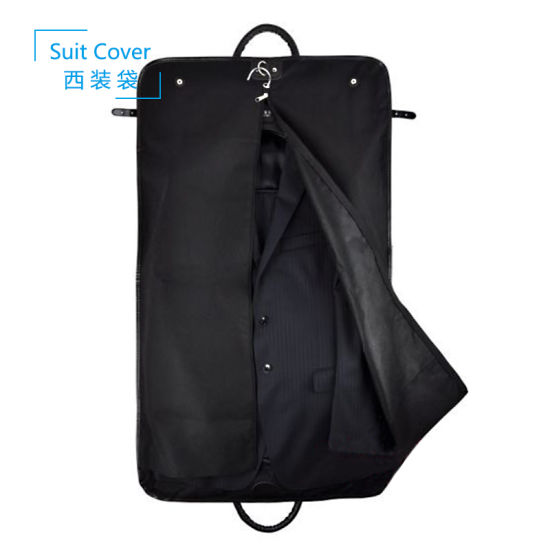 High Quality Customized Large Size Suit Packing Garment Bag