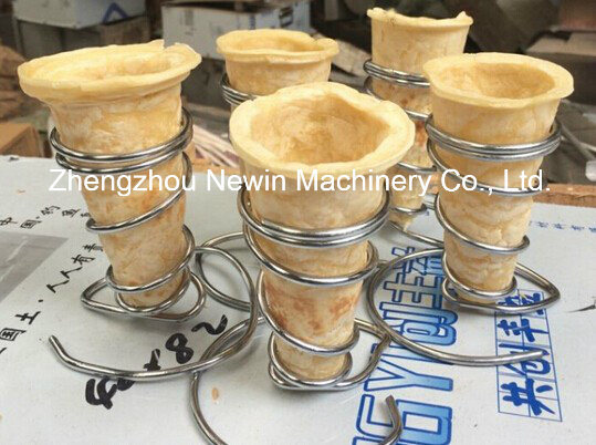 Hot Sale Stainless Steel Pizza Cone Making Machine pictures & photos