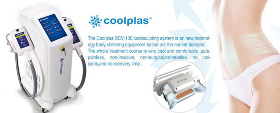 Super Effective Weight Managment Fat Freezing Machine Coolplas Cryolipolysis Weight Management pictures & photos