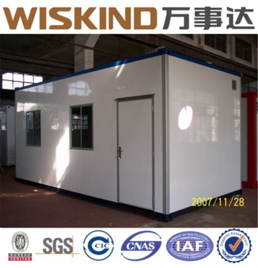 High Quality Prefabricated Container House for Living, Office, Sotre-42