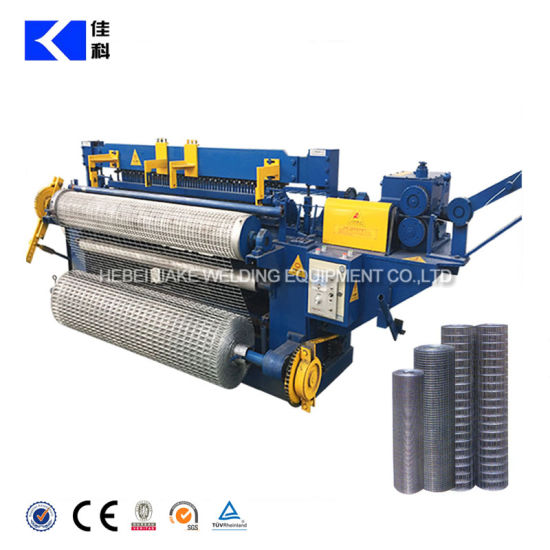 Welded Electric Mesh Machine Made in China