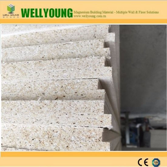 No Silicon Eco Sub Floor Mgo Board For Prefabricated House