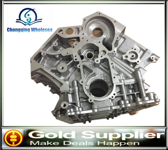 China Auto Spare Parts Car Cylinder Block For Audi Q China - Audi car parts