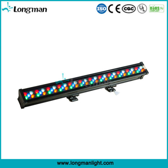 China outdoor ip65 60x3w rgbaw epistar led wash wall light china outdoor ip65 60x3w rgbaw epistar led wash wall light aloadofball Images