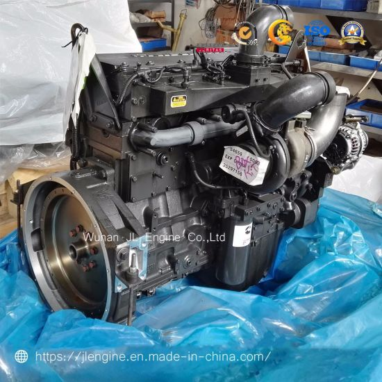 All Series Qsm11 ISM11 Diesel Complete Engine Assembly