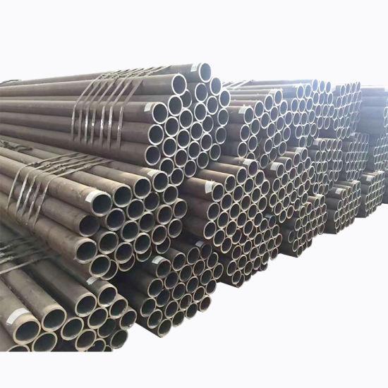 China Supply JIS G3444 Stk 400 Carbon Steel Seamless Pipe