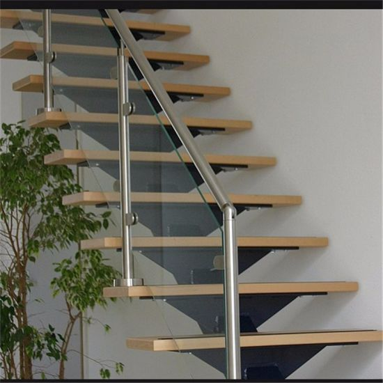 Indoor Stainless Steel Glass Stair Railing/Stainless Steel Outdoor Stair  Railing And Handrails Prices