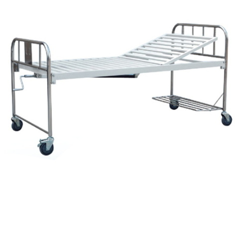 BS-816 One Function Manual Hospital Bed Patient Bed pictures & photos