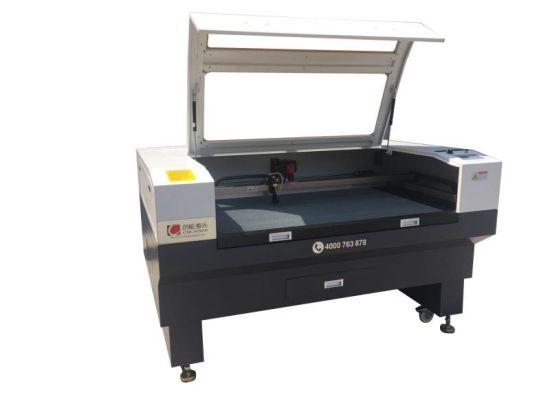 CCD CO2 Laser Cutting Machine with HD Camera Automatic Identification pictures & photos