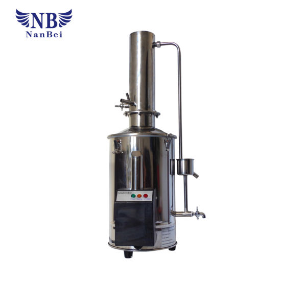 Water Distiller Device Stainless Steel Water Break Control pictures & photos
