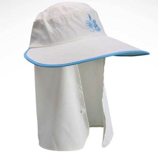 0bde6bbb3 China Waterproof Anti-UV Sunscreen Big Brim Golf Hat Cap - China ...