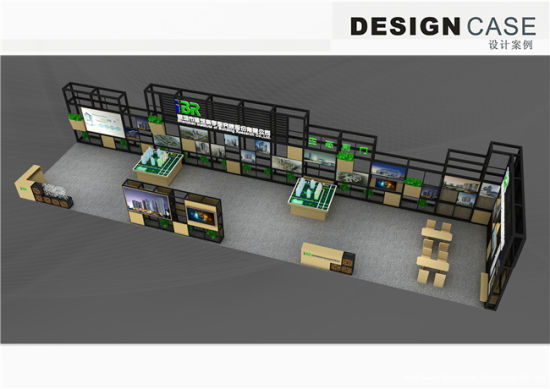 Exhibition Booth Floor Plan : China real estate exhibition maxima system design china