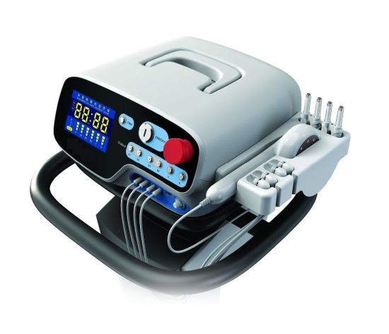 Lllt 650nm-808nm Medical Physical Multifunction Deep Tissue Cold Laser Therapy Physiotherapy Equipment for Pain