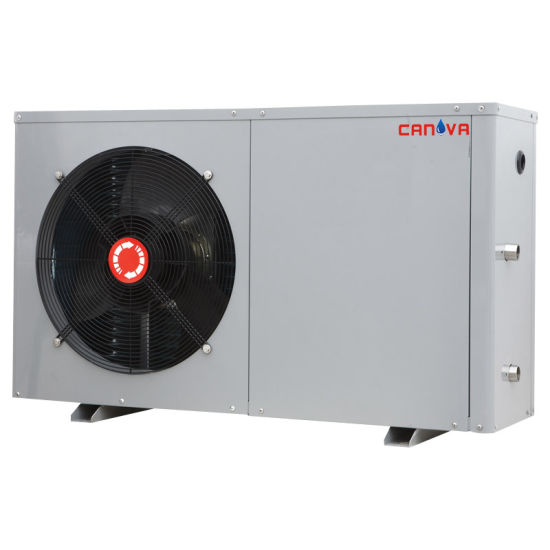 Residential Pool Heat Pump System for Small Pool Heating with High Cop
