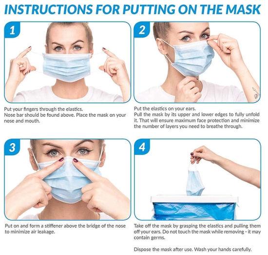 medical disposal mask