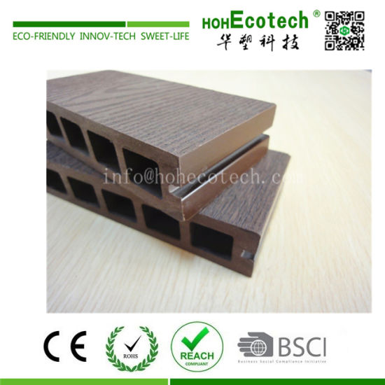 Barefoot WPC Composite Decking (145H30-B) pictures & photos