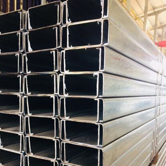 Cheap Price for Exporting Galvanized Steel C Purlin
