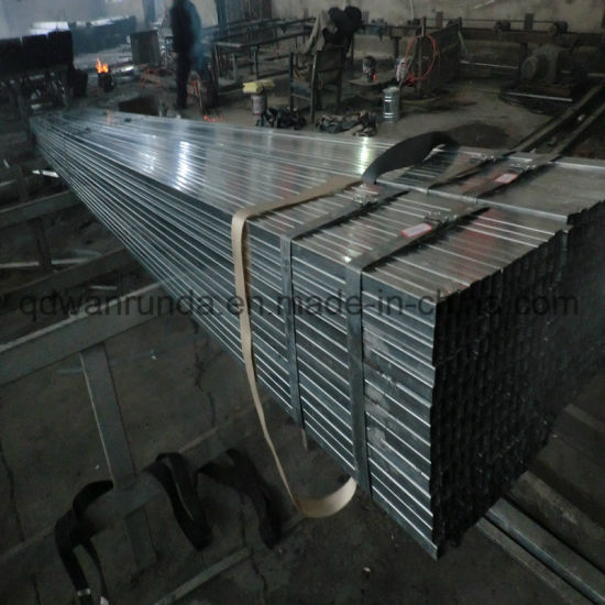Galvanized Steel Pipe Application for Steel Frame pictures & photos