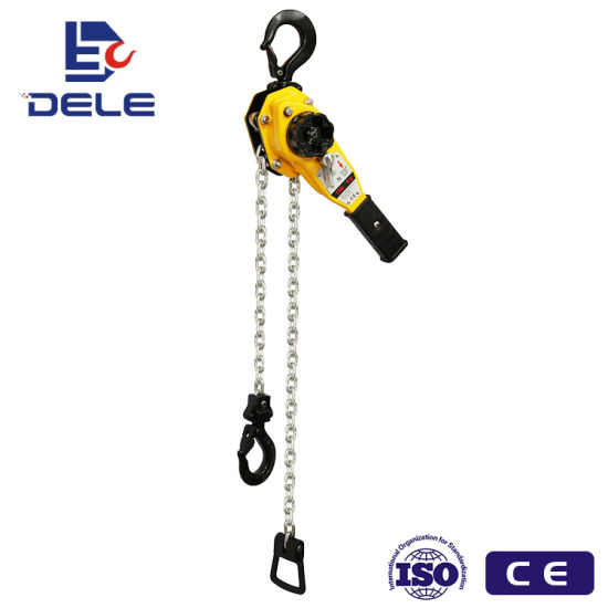 New Design 1.5ton Chain Lever Block pictures & photos