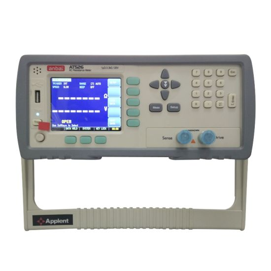 Battery Internal Resistance Tester with High Speed (AT526)