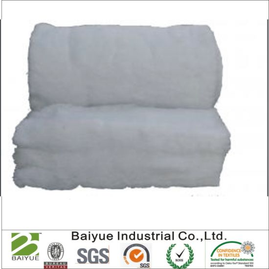China Eco Friendly Fireproof 100 Polyester Insulation Batts Roof