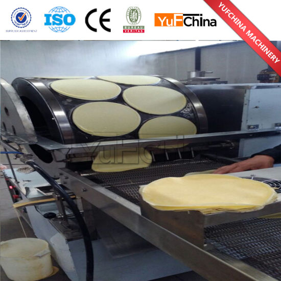 New Style Samosa Pastry Sheets Making Machine Price pictures & photos