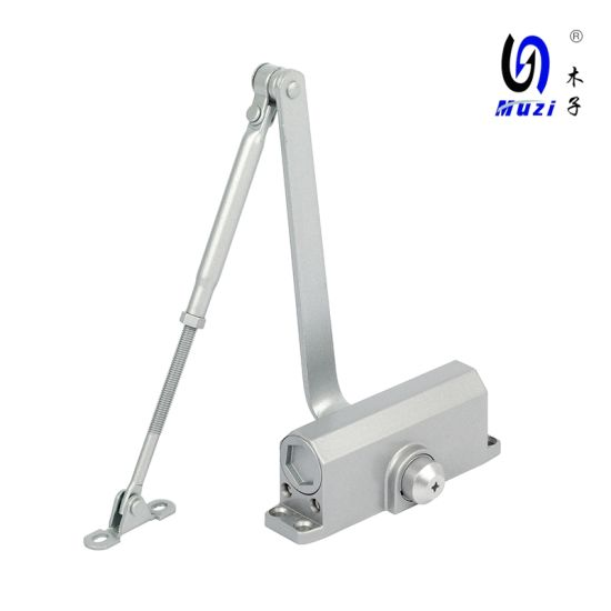 Small Hydraulic Automatic Fire Rated Door Closer Mz 5012 for 25-45kg Door