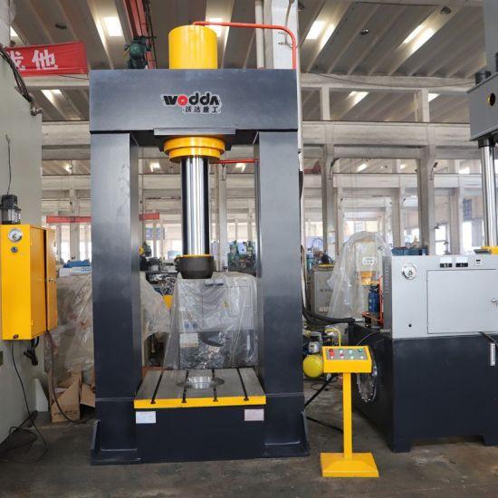 100 Ton Black Gantry Hydraulic Press
