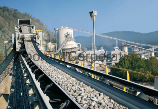 Long-Distance Heavy-Duty Belt Conveyor System for Power Plant