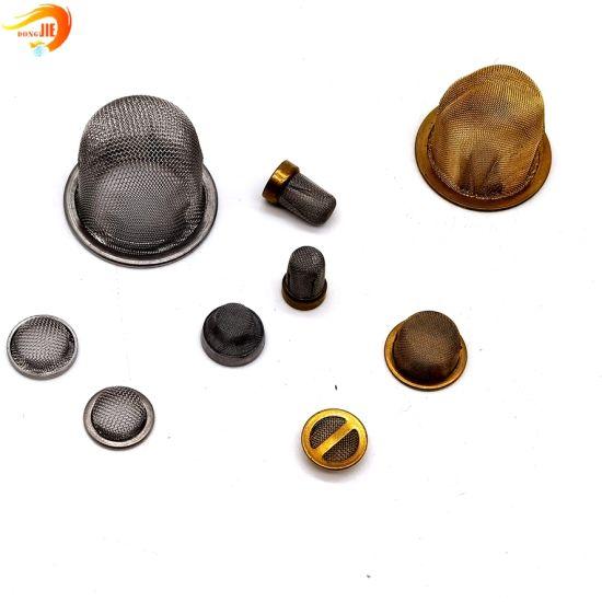 Stainless Steel Wire Mesh Filter Cap/Filter Strainer/Filter Basket