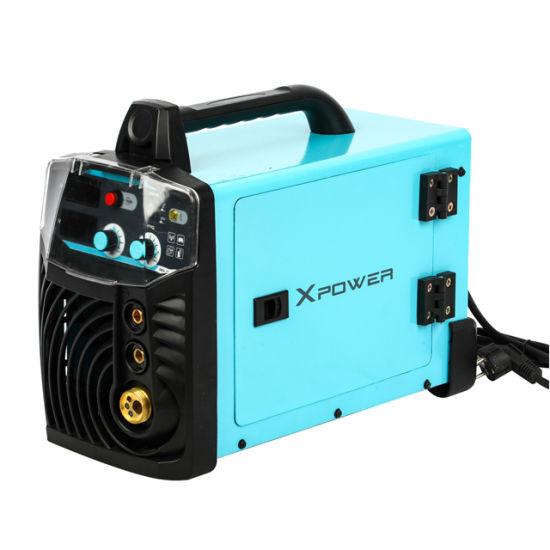 110V 220V Single Phase Flux Core MIG Welding Machine