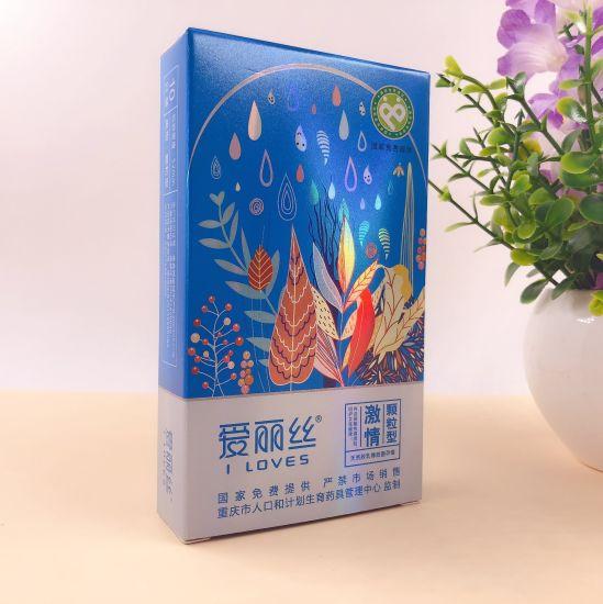 High Quality Paper Card Earphone Box Earphone Box with Plastic Window Customized Earphone Box