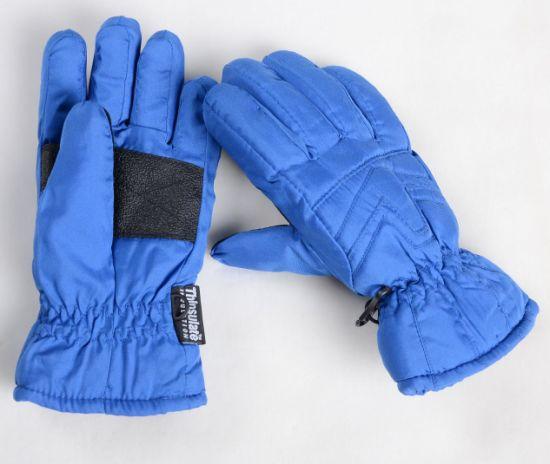 Kids Ski Glove/Kids' Five Finger Glove/ Children Glove/Children Winter Glove/Detox Glove/Okotex Glove/Mitten Ski Glove/Mitten Winter Glove