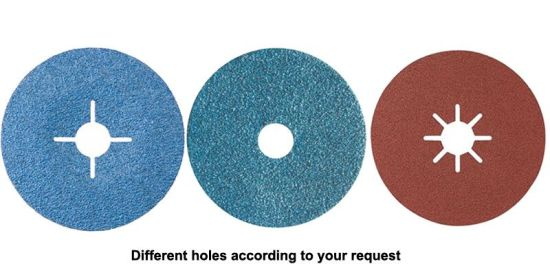 Fibre Disc Sanding Pads Arbasive Tools pictures & photos