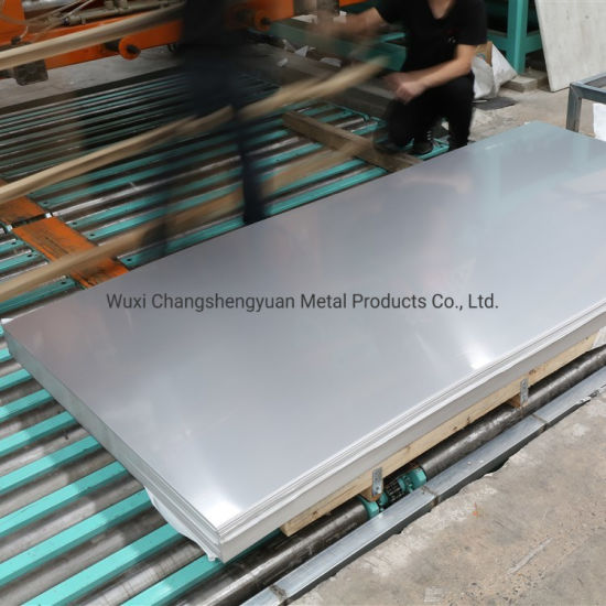 (201, 304, 316L, 310S, 430, 409) Stainless Steel Plate