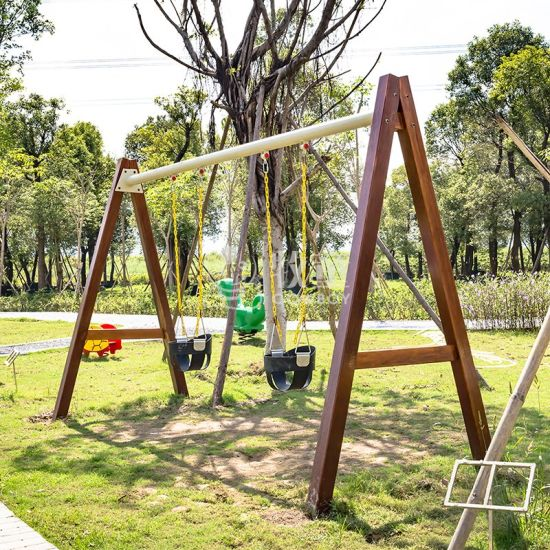 Outdoor Playground Equipment Children Outdoor Swing