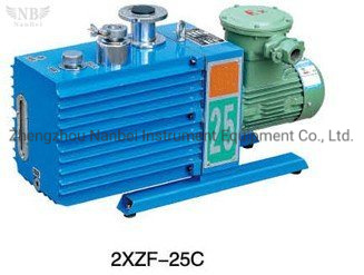 2xzf-25c Explosion-Proof Rotary Vane Vacuum Pump with Ce Approval pictures & photos