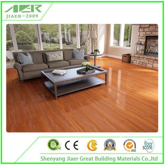 Granite Texture Slip Resistant Bathroom PVC Vinyl Spc Flooring Manufacturer