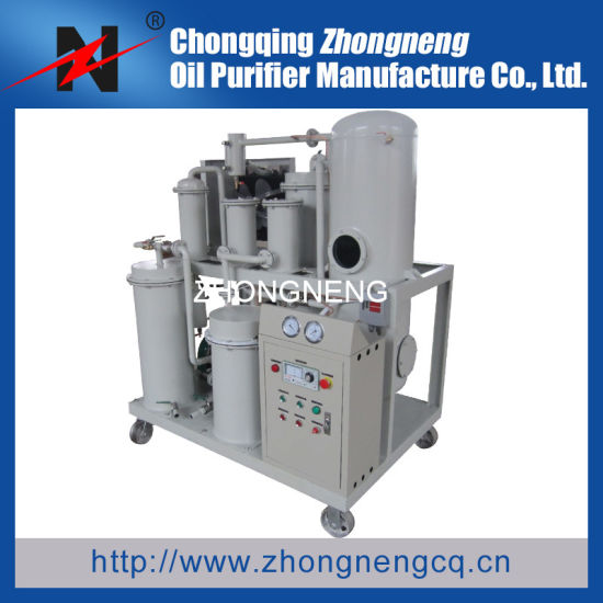 Chinese Vacuum Gear Oil Purifier Machine for Filter Impurity and Water