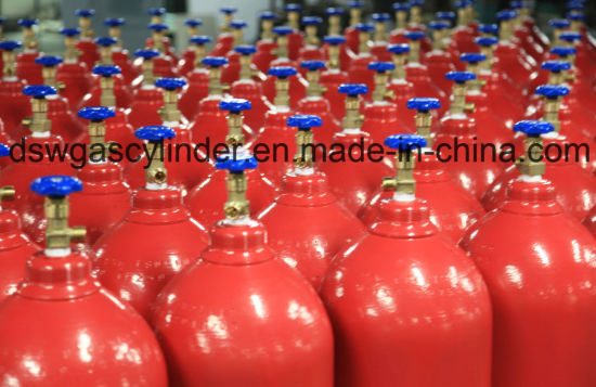 68L CO2 Cylinder Fire Suppression System Export to Vietnam