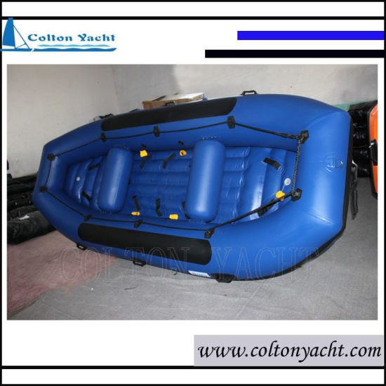 300cm to 470cm Inflatable Life Raft with PVC or Hypalon