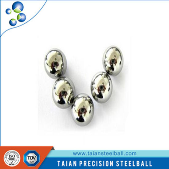 AISI52100 Chrome Steel Balls for Rolling Bearings pictures & photos