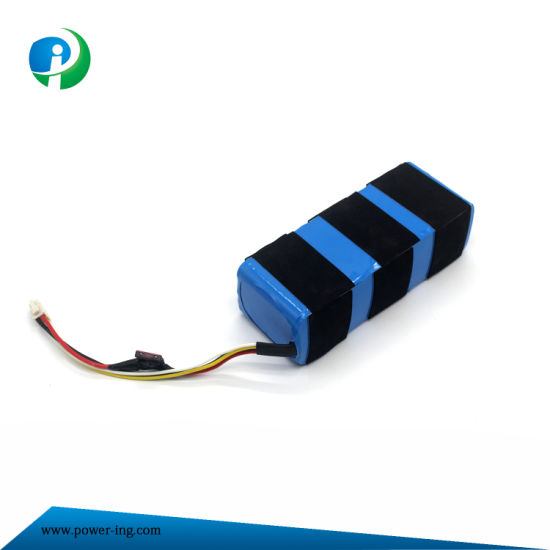 12V Lightweight Li-ion Battery Packs with 18650 for UPS Battery pictures & photos