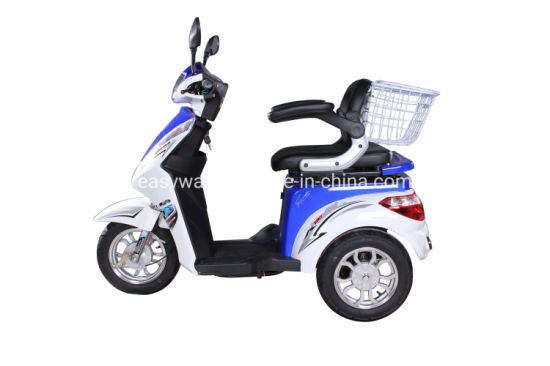 3-Wheel Electric Mobility Scooter with 1000W Motor pictures & photos