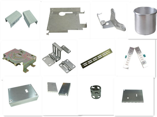 Stamping Parts Punching Metal Stamping Mould pictures & photos